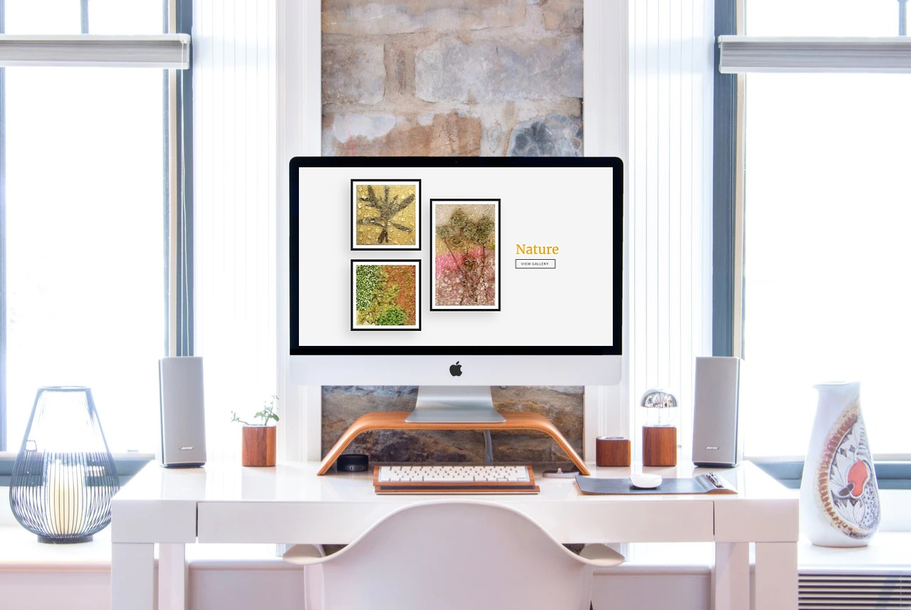 בניית אתר עבור אומנית שולמית קובו