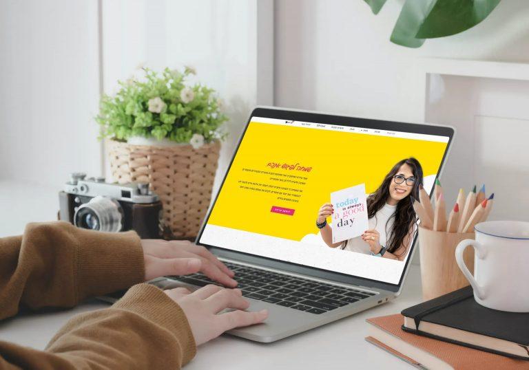 בניית אתר מסחר אלקטרוני
