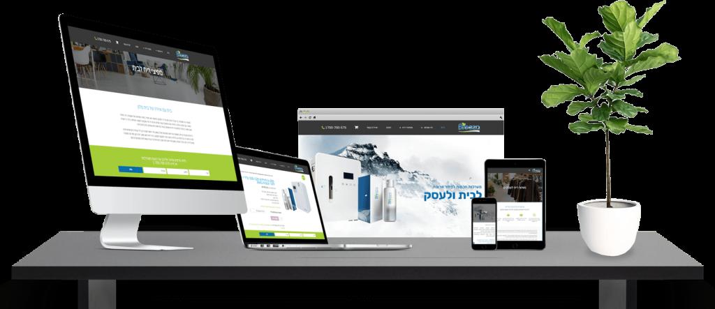 ecommerce בנית חנות אינטרנטית